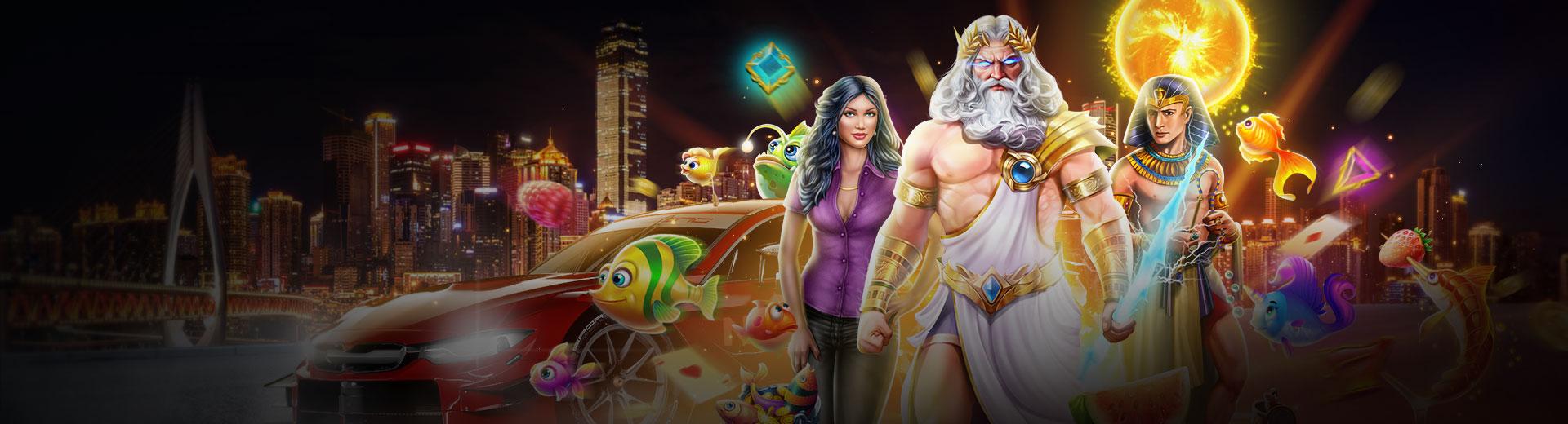N1 Casino Spiel Banner